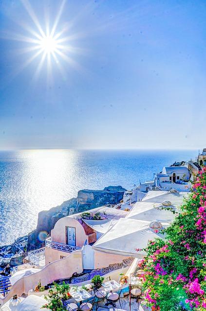 サントリーニ島3