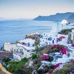 ギリシャ サントリーニ島