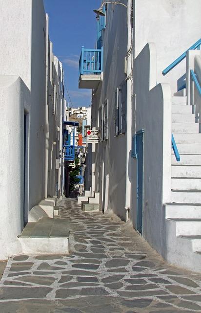 ミコノス島 観光2