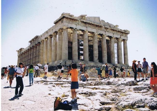 パルテノン神殿 001