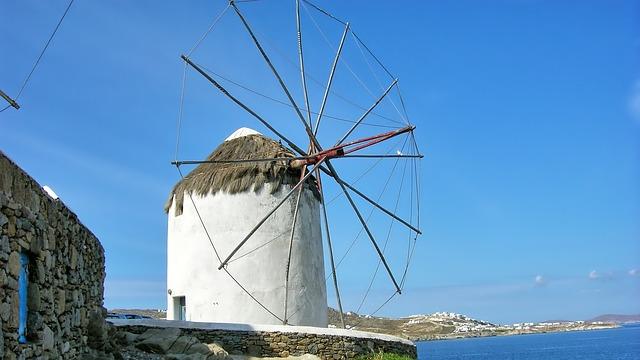 ミコノス島 観光