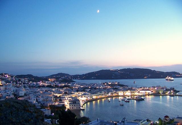 ミコノス島 画像2