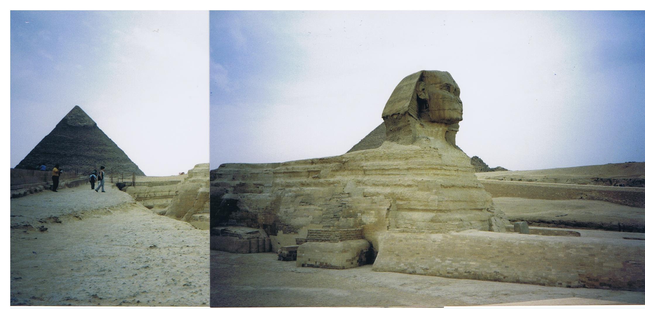 スフィンクス エジプト