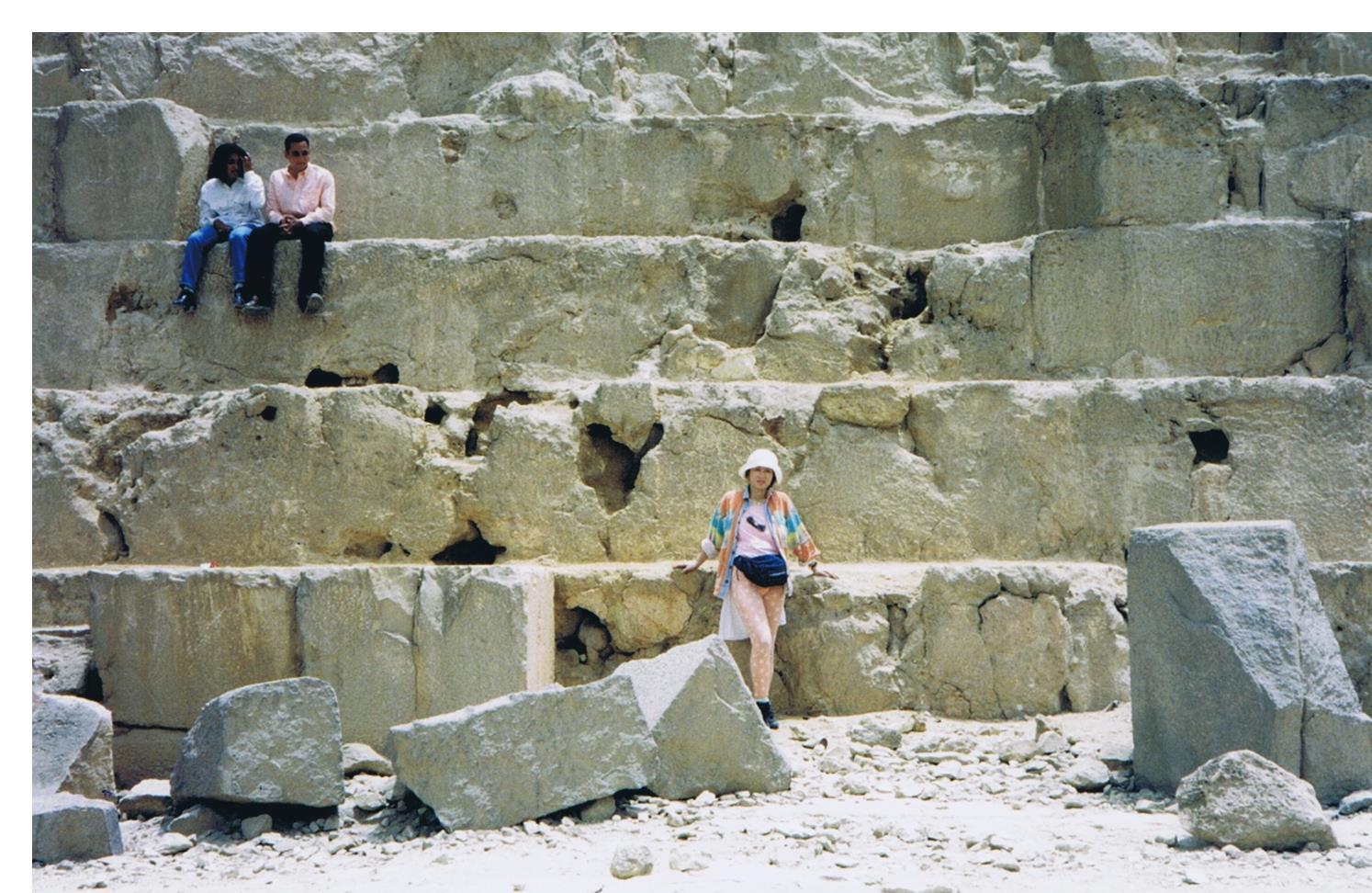 クフ王 ピラミッド 大きさ