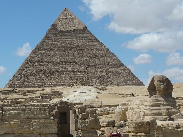 エジプト ピラミッドの観光