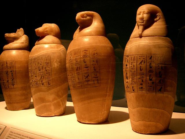 カイロ考古学博物館