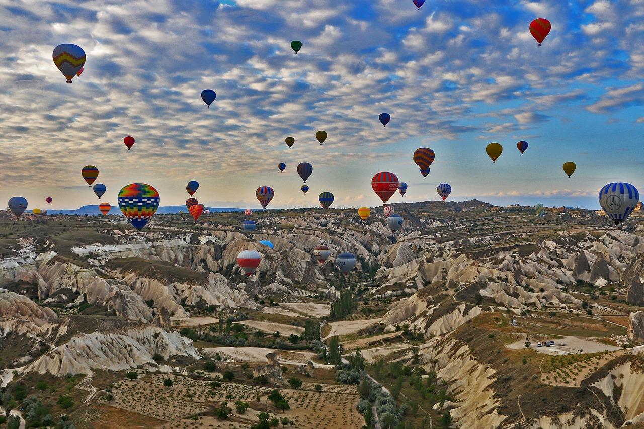 トルコの気球事故に警戒せよ。