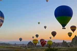 カッパドキア気球の中止