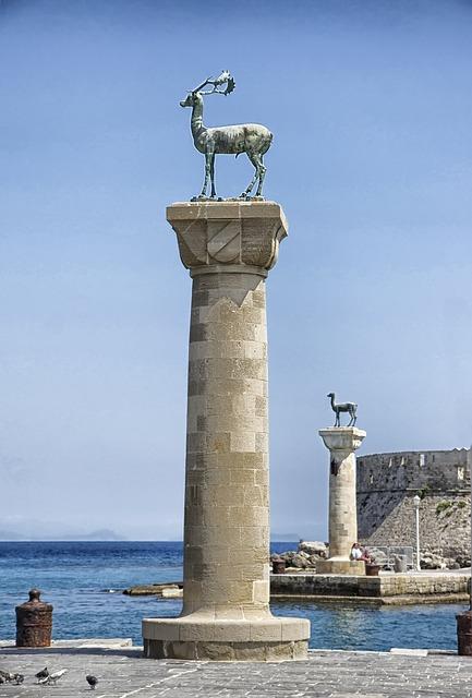 ロドスの巨像