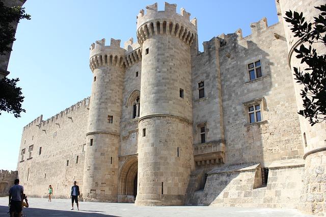 ロドス島の要塞