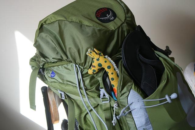 旅の荷物のコツ