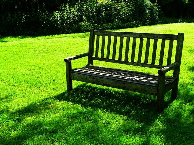 ニューヨーク公園ベンチ