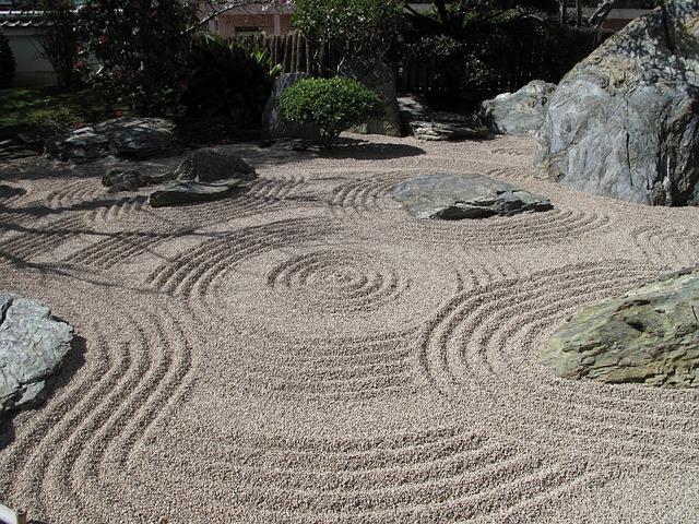 モナコ 日本庭園