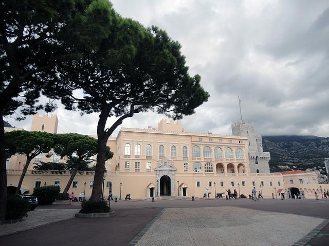 モナコ王室 観光