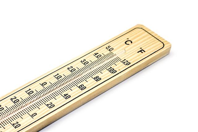 温度◆華氏(°F)摂氏(℃)の違いとは★英語★計算式