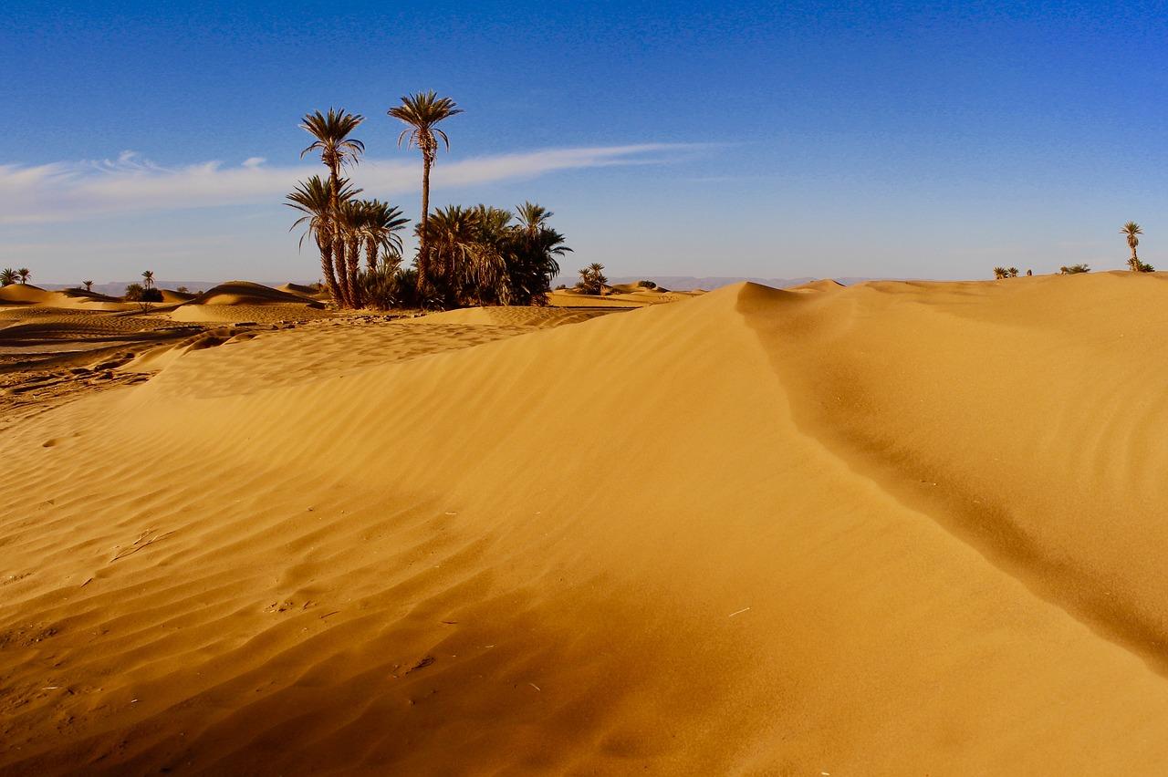 サハラ砂漠(モロッコ)で魂が震えるほど素敵だったこと。